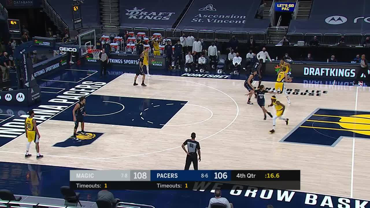 Sabonis Ties it Up