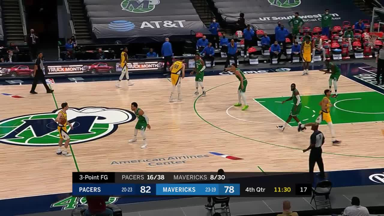 McConnell Spins Away from the Defender
