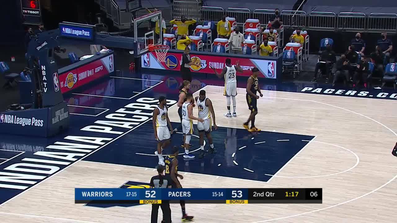 Turner Gets the And-One