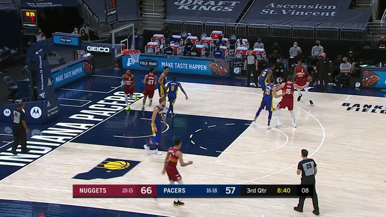 McDermott Steal and Slam