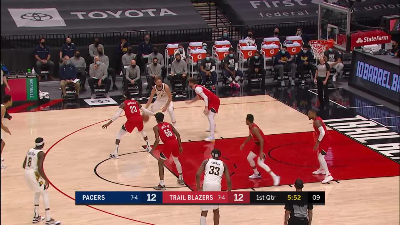 Turner Tips It In