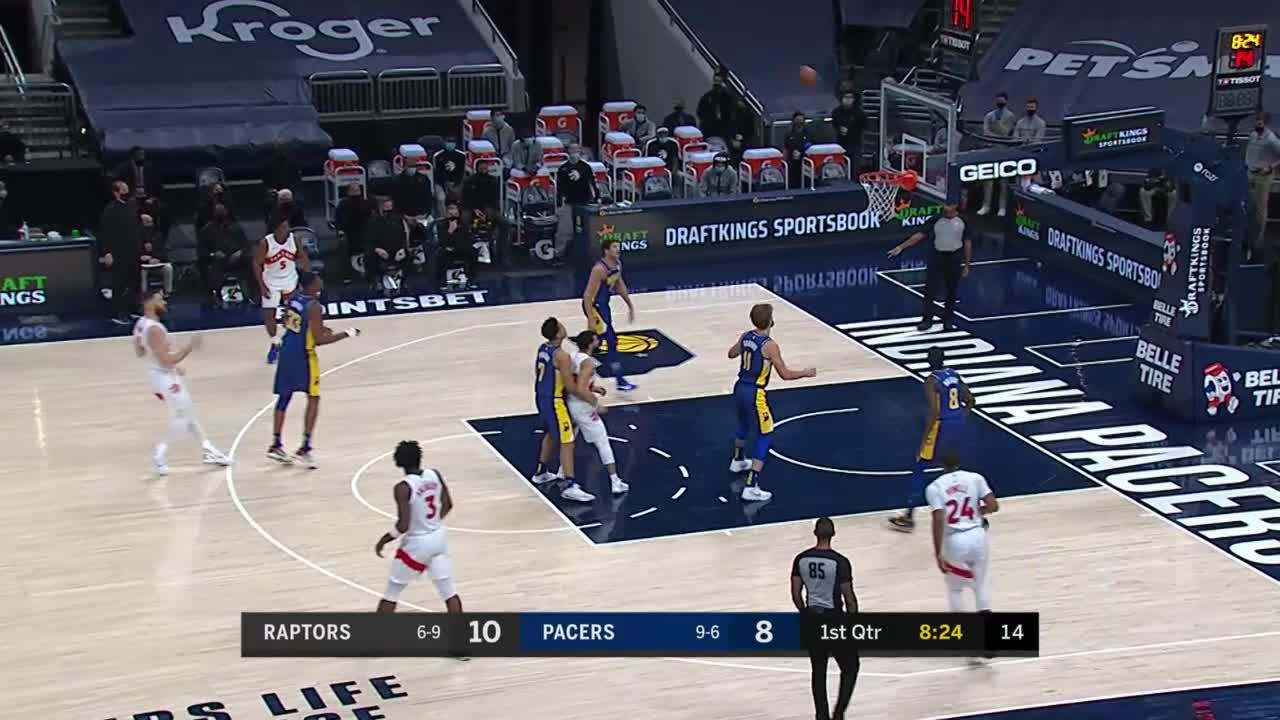 Sabonis Plays Point Guard