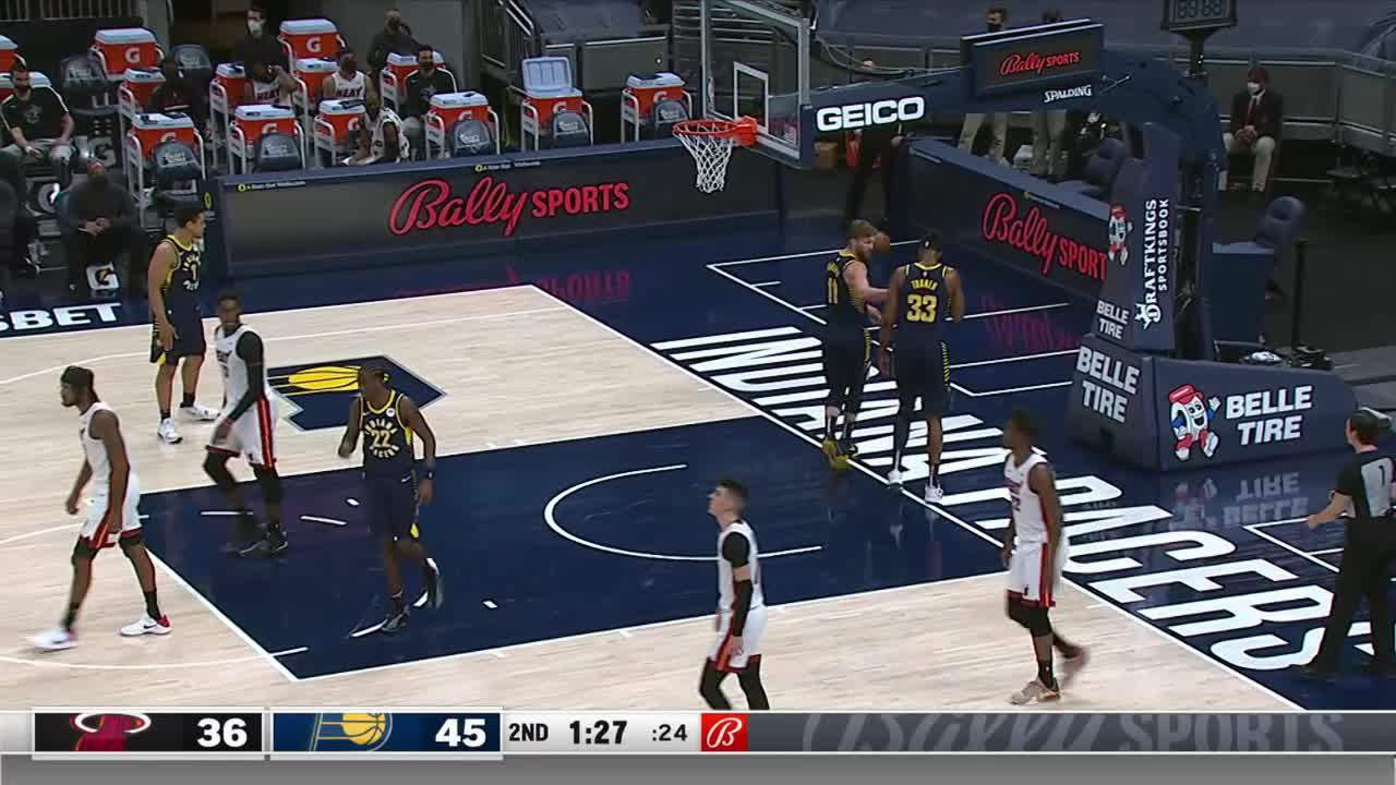 Turner Blocks and Forces the Turnover