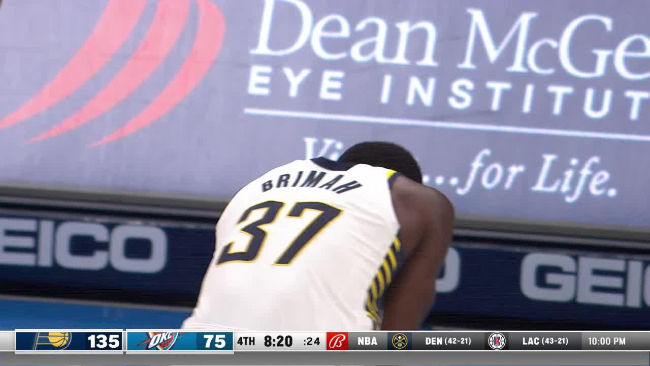 Amida Brimah And-One