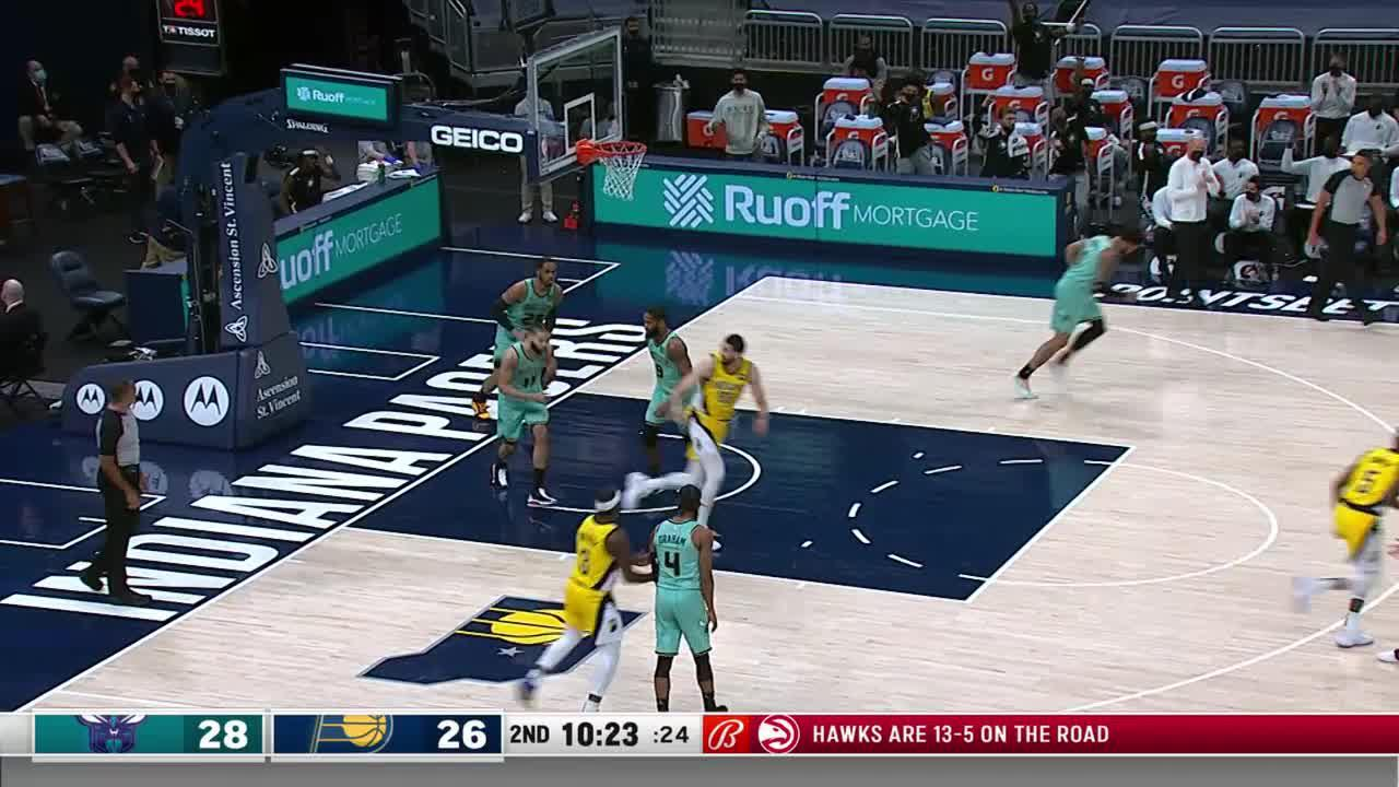 Goga With the Tough Layup