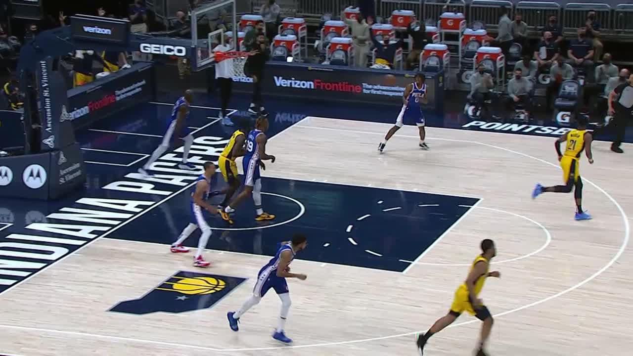 Goga Blocks and Stanley Hits From Deep