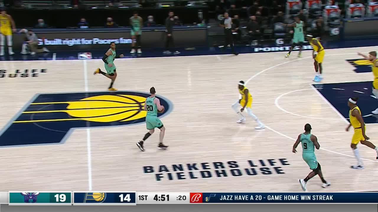 Pacers Scramble for Three