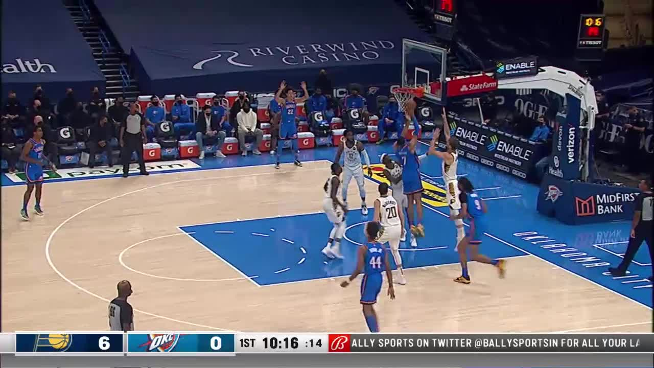 Doug with the Dunk