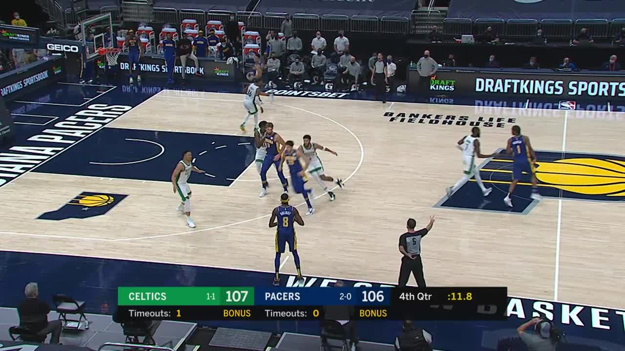 Sabonis for the Win