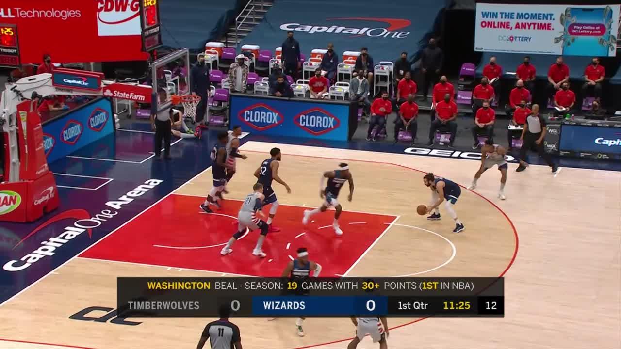 Vando Starts with a Slam