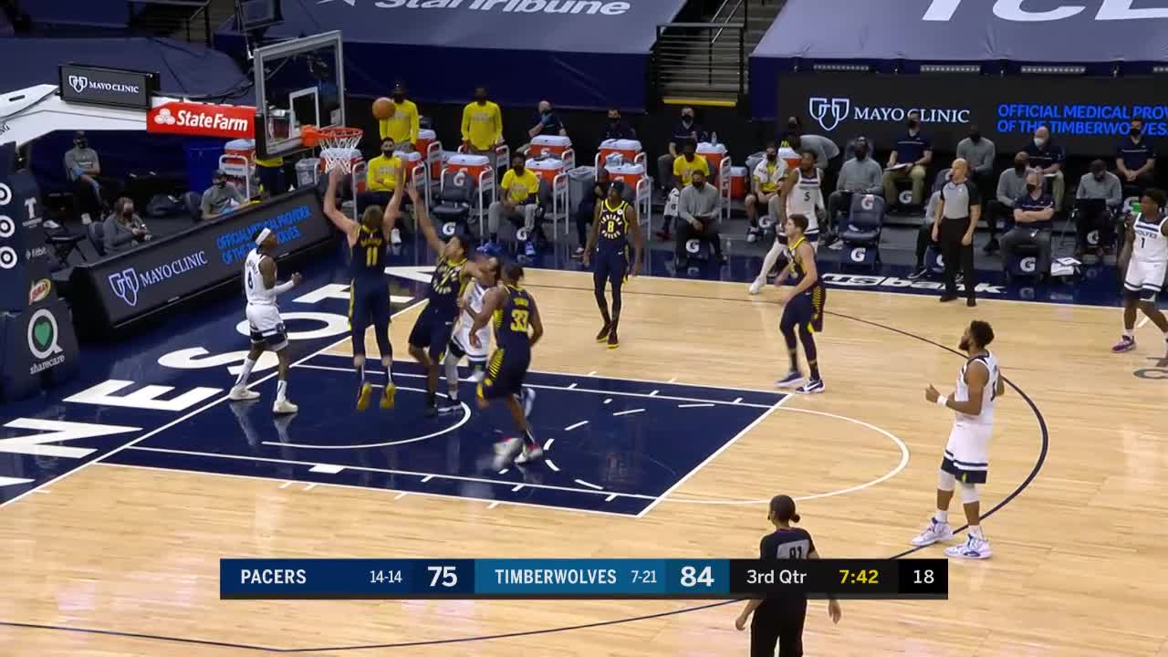 Sabonis Takes It All The Way