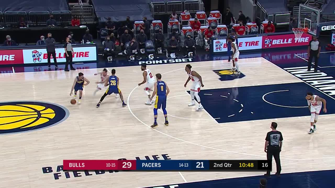 McConnell Reverse Layup