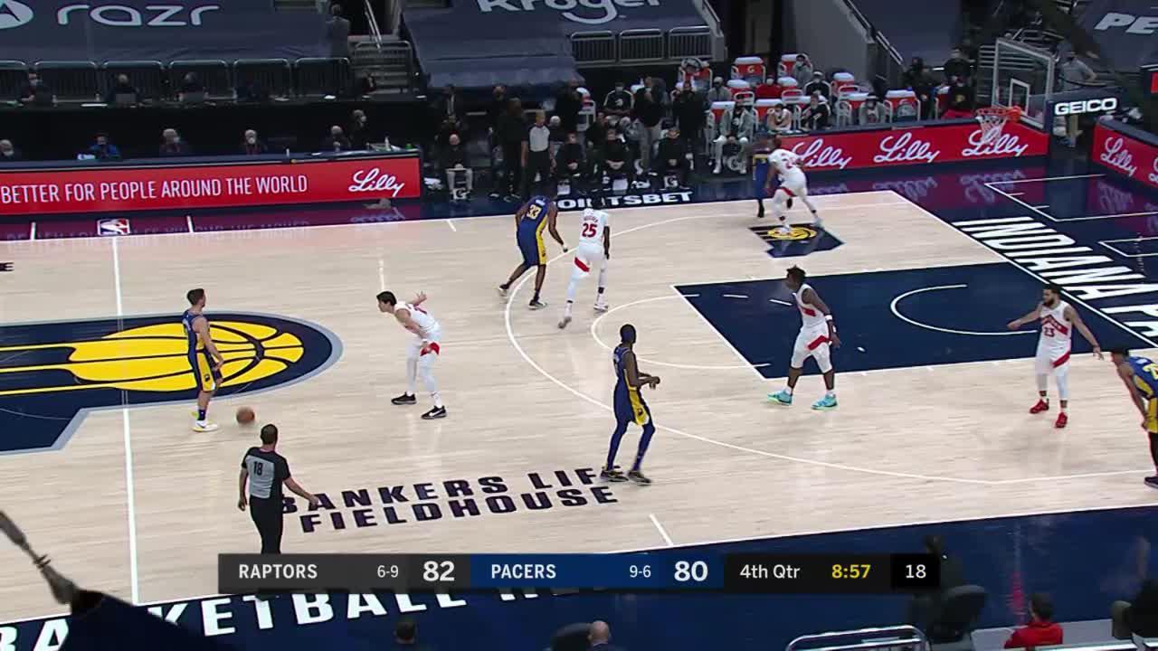 Turner Slams it Home