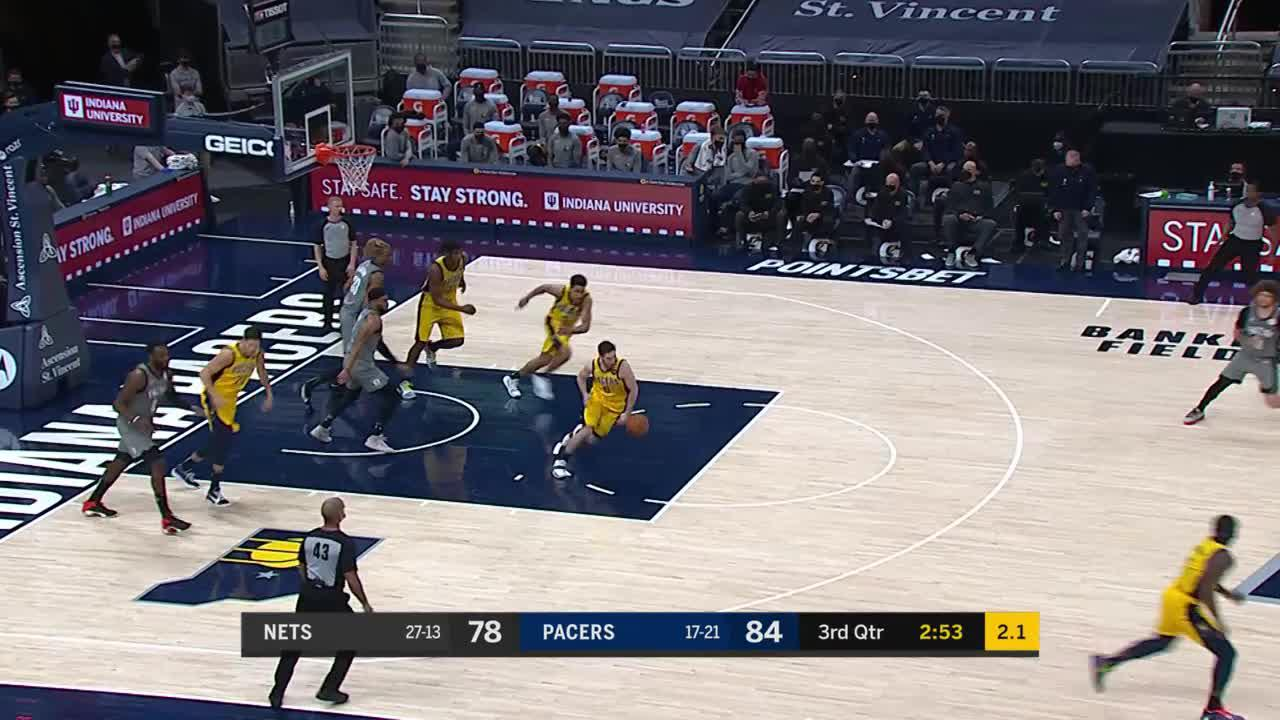 Aaron Holiday And One