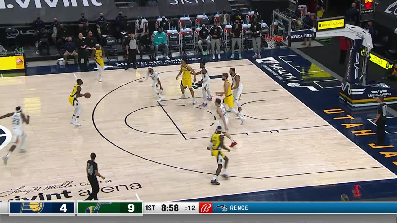 Malcolm Spins for Two