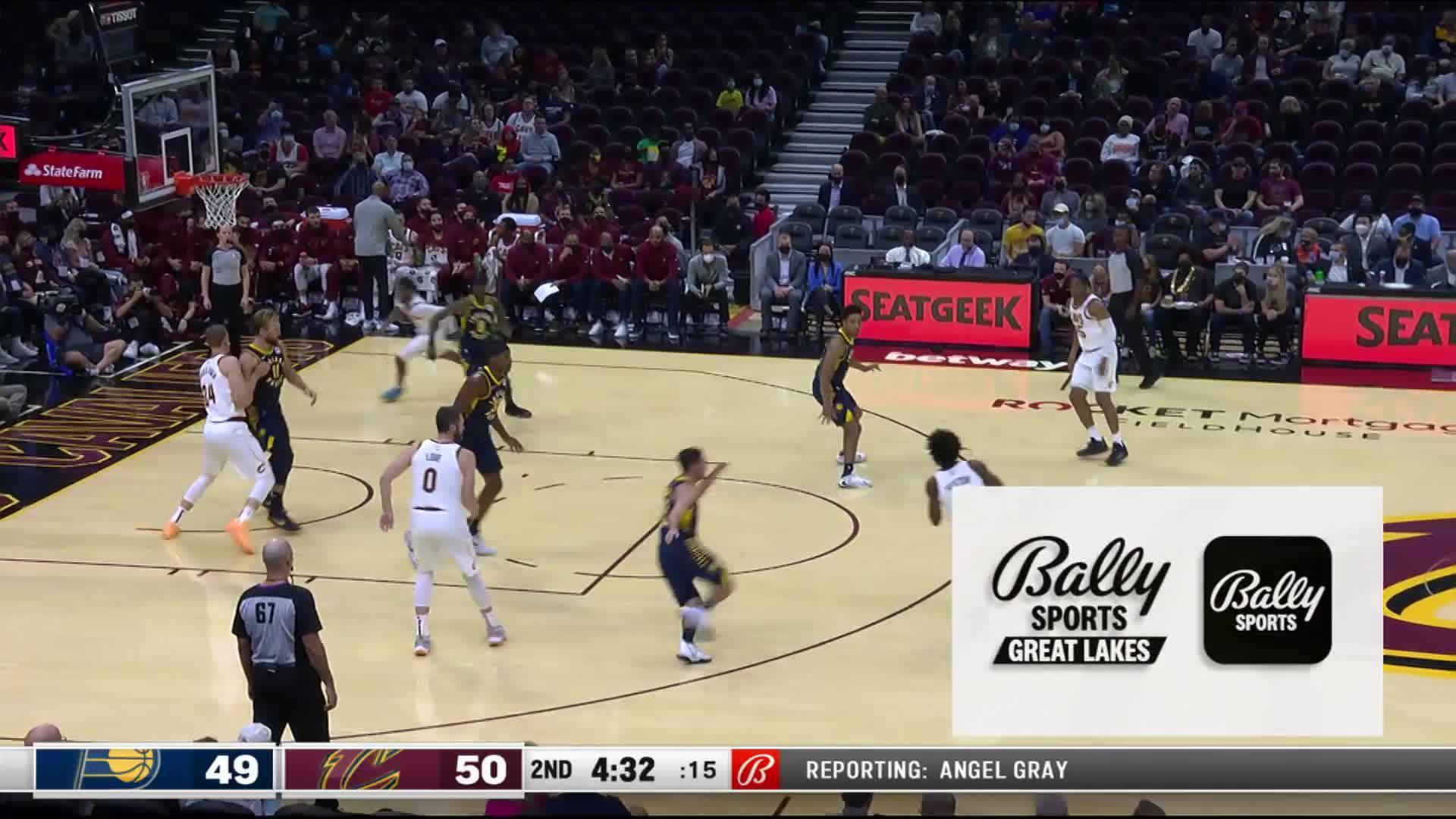 3-pointer by Chris Duarte