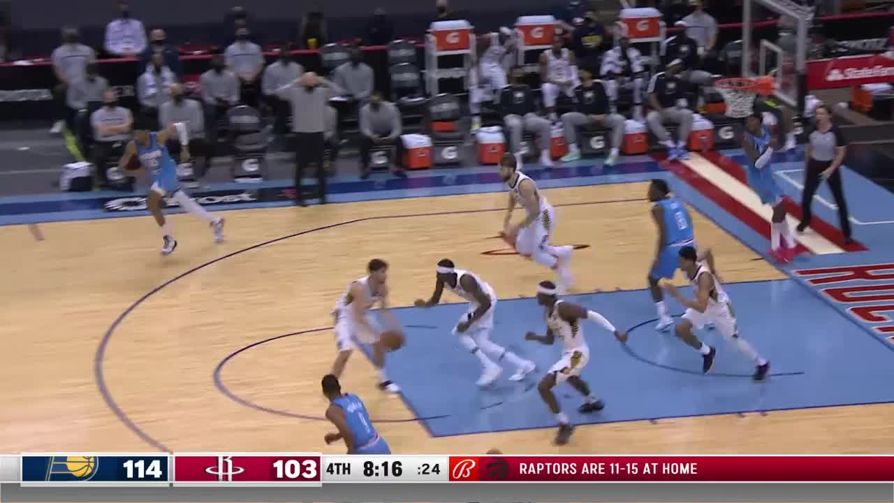 2-pointer by T.J. McConnell