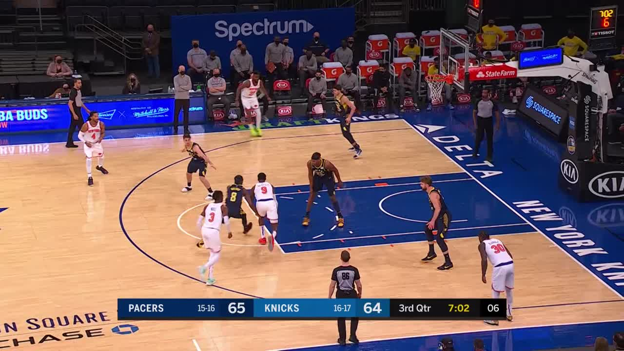 Turner Swats Another